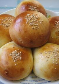 ☆HBで☆夜仕込みで朝焼けるパン生地