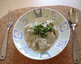 ニョッキ (ブルーチーズ・ソース)