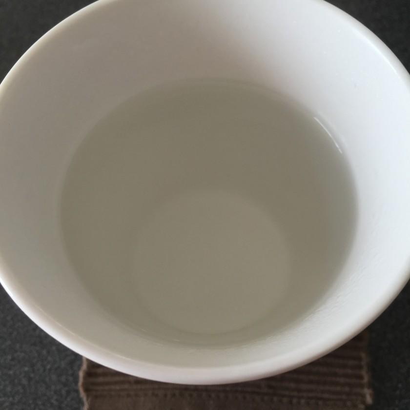 正しい白湯(さゆ、湯冷し)の作り方♪