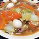 好きな野菜で八宝菜・中華丼☆