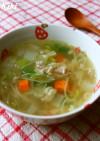スパイスde簡単!薬膳スープ