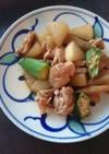 鶏と根菜のこっくり煮込み