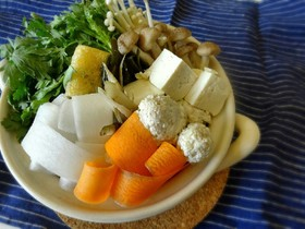 【昆布屋鍋レシピ】子供に人気!ピーラー鍋