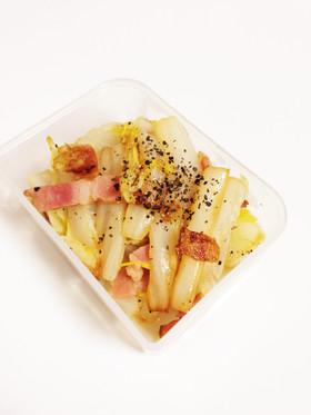 お弁当に♬白菜ベーコン