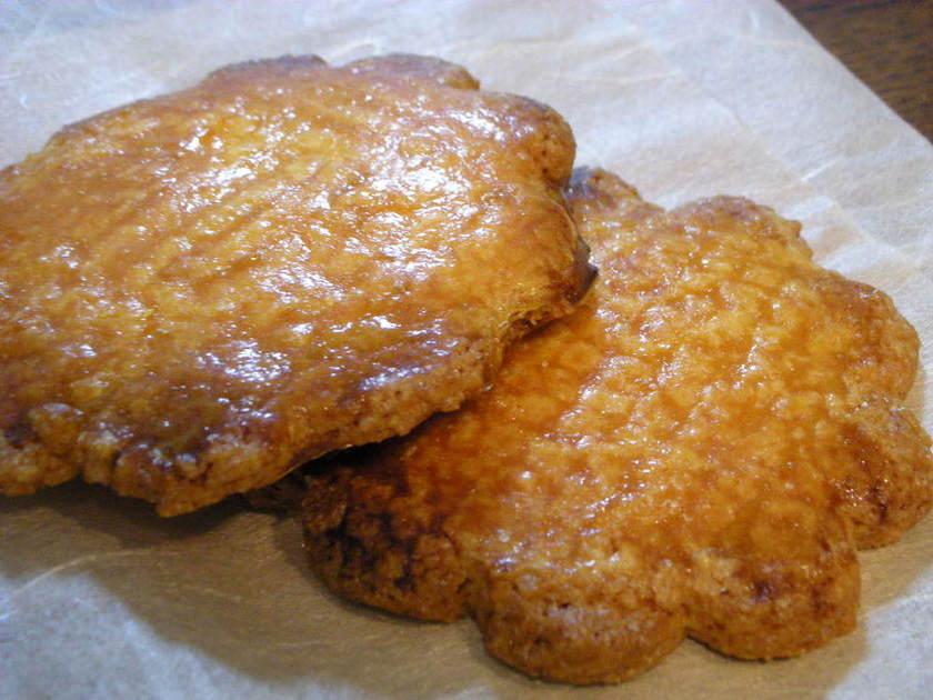激ウマ☆厚焼きガレット(バタークッキー)