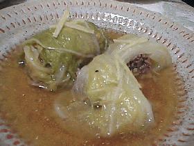 圧力鍋で!中華風ロール白菜