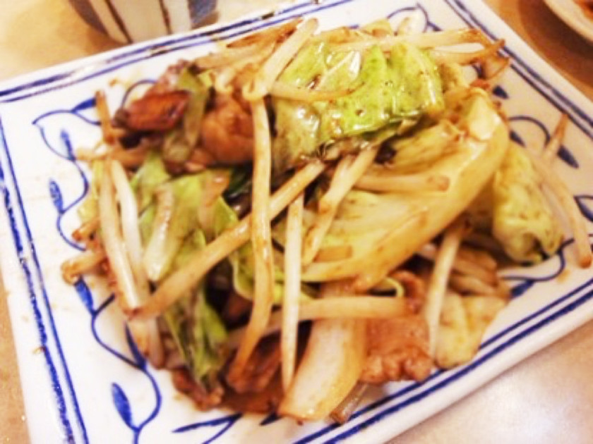 【簡単】定食屋さん風の野菜炒め♪