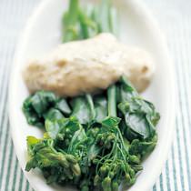 菜の花トンナートソース