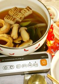 季節のすき焼き(松茸)