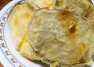 レンチンさつま芋の天ぷら