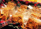 お菓子を綺麗に袋詰めする方法♪