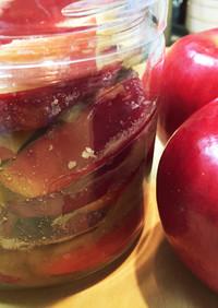 りんごの砂糖漬け