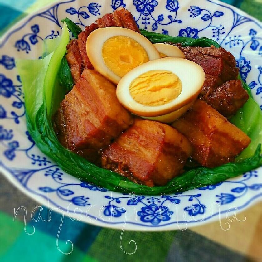 豚バラの角煮❤コーラdeお肉ホロホロ~