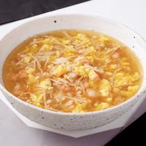 えびのかきたまスープ
