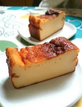*妊婦おやつ*ヨーグルトでチーズケーキ