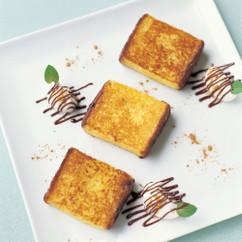 カステラフレンチトースト