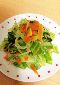 簡単!野菜のおひたし♡