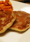 卵小麦粉不使用離乳食米粉バナナパンケーキ