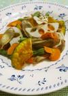 給食☆野菜チップス