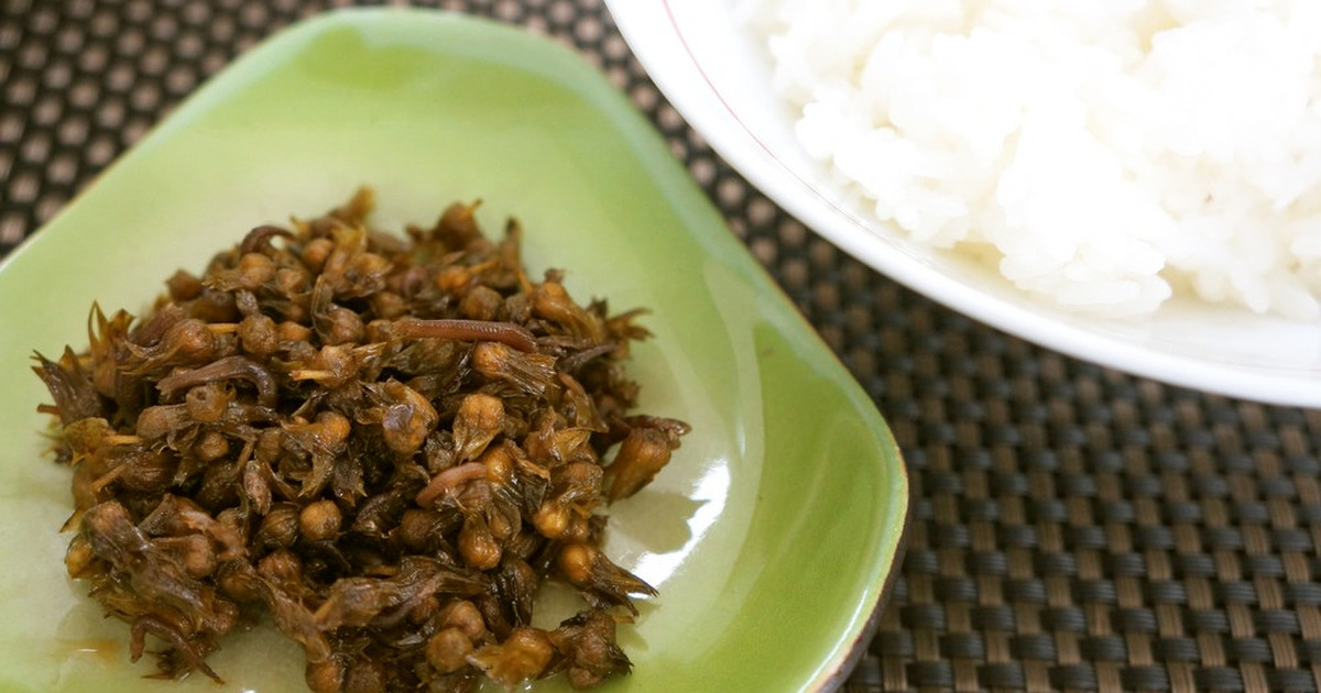 癖になるプチプチ食感♪えごまの実の佃煮 by 日高のこんぶ屋 [クックパッド] 簡単おいしいみんなのレシピが254万品