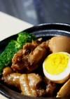 大人の総菜◎鷄手羽元のピリ辛さっぱり煮