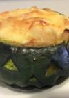 ハロウィン玉葱とろり丸ごとグラタン