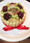 一歳の誕生日ケーキ♡