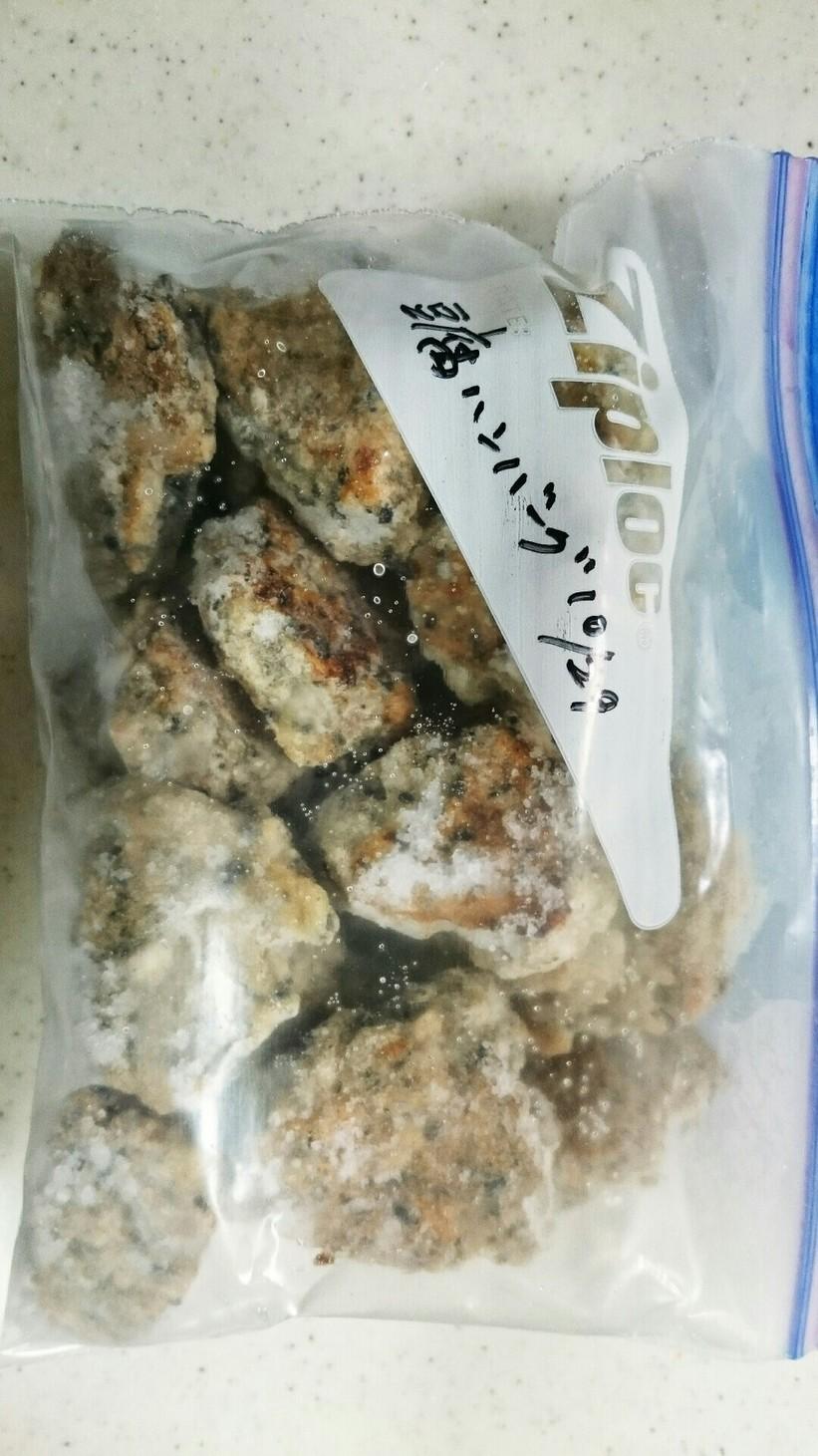 離乳食 中期手づかみ豆腐ハンバーグ