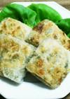 ライスペーパーで簡単 海老ニラ饅頭
