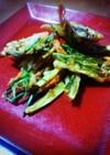 ガネ(薩摩芋のかき揚げ:南九州郷土料理)