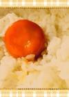 冷凍卵の醤油漬け!黄身だけ冷凍♩