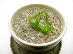スーパーフード チアシード茶碗蒸し