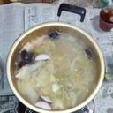 我が家の水炊き♡