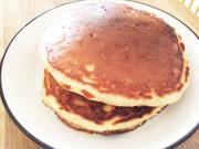 ふわふわベーシックなパンケーキの写真
