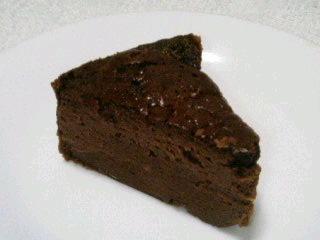 簡単♪お豆腐チョコケーキ