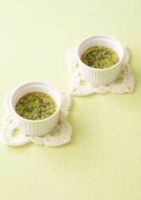 離乳食✿緑野菜とチーズのオーブン焼き