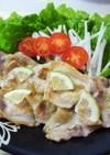 薄豚ロース肉('ω')の塩焼肉