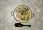 彩り中華スープ
