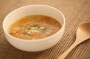 大麦スープの写真