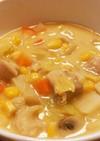 ★具だくさん★コーンスープ