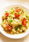 ☺チーズ&野菜たっぷり♪イタリアンご飯☺