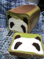 あ、パンだ?!の写真
