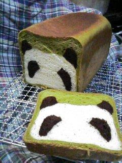 あ、パンだ?!