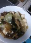 大豆のお肉を使った酢豚