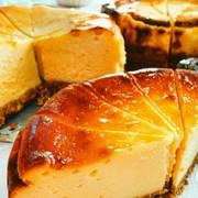 大絶賛☆ほめられチーズケーキの写真