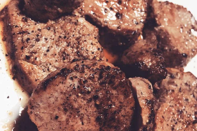 レシピ 肉 豚 ヒレ 豚ヒレ肉はダイエットにおすすめ?低カロリー・高タンパクの痩せレシピ