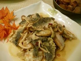 白身魚の南蛮漬け♪タレがお勧めです