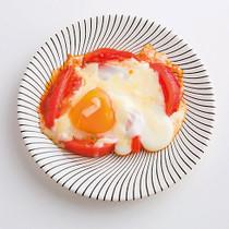 トマトチーズエッグ