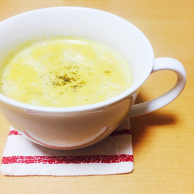 ミキサーなし!簡単ゴロッとかぼちゃスープ by kpai 【クック ...