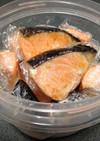 焼き魚☆冷凍ok弁当作り置きおかず